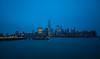 New York City Night (Photos By RM) Tags: night evening sunset city skyline skyscrapers manhattan nyc newyorkcity newyork longexposure cityskyline widescreen blue bluehour
