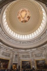 The Capitol Rotunda (cinusek) Tags: capitol rotunda inside dome washington dc architecture