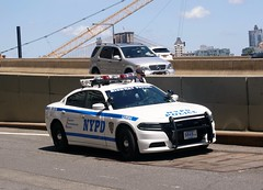 NYPD Highway Patrol Dodge Charger (MJ_100) Tags: trump donaldtrump visit president security nypd police cops highwaypatrol dodge charger