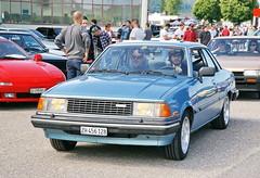 Mazda 626 Coupe 1978-82 21.5.2018 0336 (orangevolvobusdriver4u) Tags: mazda6261978 mazda 626 1978 2018 archiv2018 car auto klassik classic oldtimer japan mazdajapan schweiz suisse switzerland bleienbach mazda626 coupe mazda626coupe