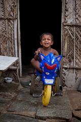 Let's race (shravann93) Tags: nikonindiaofficial iamnikon nikonasia streetphoto streetphotography india asia 50mmf18 race bike kids expression 2018 marinabeach