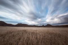 desert landscape (©Kofe (Paco Fernández)) Tags: desierto nubes desert