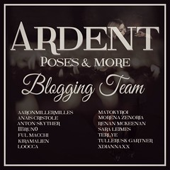 Ardent Poses & More Official Blog Team (Broderick Logan) Tags: secondlife second life sl avatar 2nd 2ndlife avi virtual vr 3d inworld poses pose ardent photography blog blogger team family
