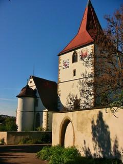 GERMANY, Amanduskirche (Freiberg am Neckar), 76221/10144