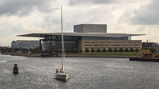 Denmark - Copenhagen - Opera House