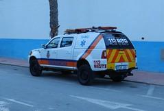 EMERGENCIAS DE LA REGIÓN DE MURCIA (PROTECCIÓN CIVIL) (DAGM4) Tags: regióndemurcia españa europa espagne europe espanha espagna espanya espana espainia spain spanien emergencias emergencias112 emergency 2018 75años seguridad