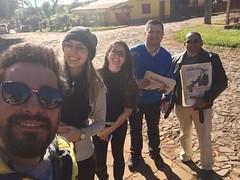 08/06/18 - Esteio/RS: entrega de maquinário com Governador Sartori para diversos municípios gaúchos. Amigos de Cruz Alta/RS.