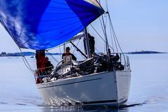 s/y Imppu B (Antti Tassberg) Tags: purjehdus purjevene imppub vene avomeri suursaarirace regatta boat sailing sailingboat yacht espoo uusimaa finland fi