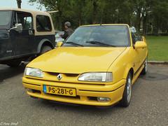 Renault 19 Carbriolet (peterolthof) Tags: peterolthof 09062018 leek carscoffee hofman ps281g