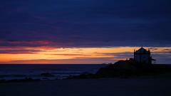Sunset in Miramar (Krzysztof D.) Tags: europa europe porto portugal portugalia miramar nature natura przyroda zachódsłońca sunset plaża beach