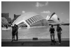 L'Hemisfèric #2 (area51delcorazon) Tags: ciutatdelesartsilesciencies ciudaddelasartesylasciencias palaudelesarts palau arts calatrava cac valencia caacc