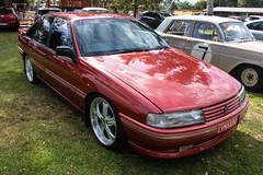 1990 Holden VN Commodore SS sedan (sv1ambo) Tags: 1990 holden vn commodore ss sedan