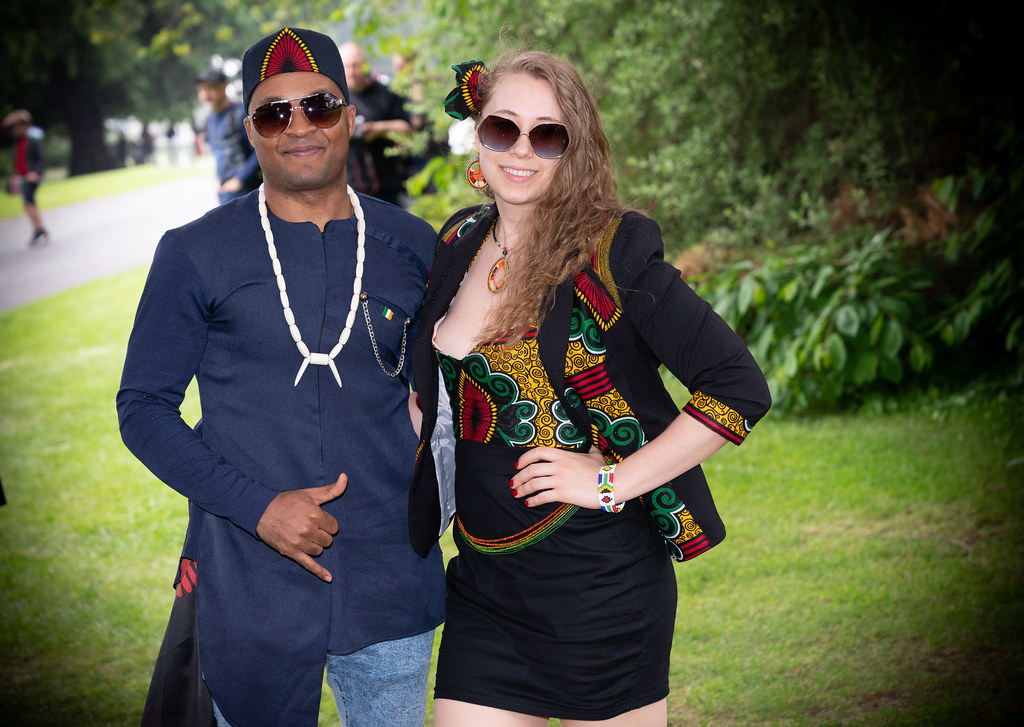 AFRICA DAY 2018 IN DUBLIN [FARMLEIGH HOUSE - PHOENIX PARK]-140576