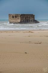 20992761_1661349857217708_1064467290345761763_n (paulosilvadefeyter) Tags: beach fortress abandoned morroco