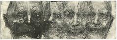 Dejar de SER (PabloQuerea) Tags: printmaking drawing art