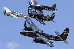 NX700F (jmorgan41383) Tags: nx700f n700f bkd kbkd airshow warbird wwii