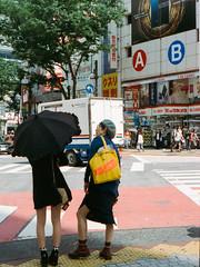 Tokyo #35mmfilm (31lucass shots) Tags: kodakfilm kodak kodakportra400 portra400 negativefilm shootfilm shootfilms analoguefilm filmphotography minoltax700 50mmlens filmisnotdead japan tokyo shibuya tokyostreet japanstreet japanimages travel streetphoto justfilm vintagelens japantokyo peopleinstreet streetpeople snapshot japanese