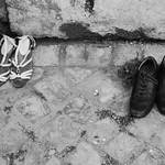 Sapatos abandonados thumbnail