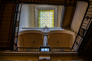 Treppe im Berliner Dom
