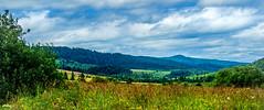 San river valley - Bieszczady NP, Poland (Russell Scott Images) Tags: bieszczadynationalpark poland san river valley
