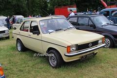 Opel Kadett (ZV25924). (Fred Dean Jnr) Tags: innishannonsteamvintagerally2018 upton cork june2018 vintage opel kadett zv25924