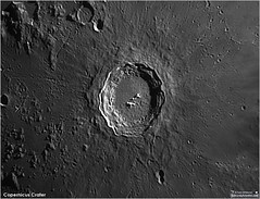 Copernicus Crater - May 24, 2018 (The Dark Side Observatory) Tags: tomwildoner night sky space outerspace skywatcher telescope esprit 120mm apo refractor celestron cgemdx asi190mc zwo astronomy astronomer science canon crater moon lunar weatherly pennsylvania observatory darksideobservatory leisurelyscientist leisurelyscientistcom tdsobservatory solarsystem televue powermate may 2018 copernicus