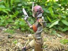 Rebels (JoeyDee83) Tags: star wars rebels sabine wren action figure toy geek