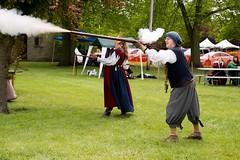 GSM-Bristol, Sunday (Pahz) Tags: gsmbristol reenactment historicalreenactment guns musket janesvillerenaissancefaire janesvillewi renfaire renaissancefaire renaissancefairephotographer pattysmithjrf jvl wisconsin