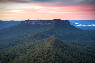 Before The Flames || MOUNT SOLITARY || BLUE MOUNTAINS