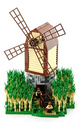 Sugar Mill, Port Raleigh (Ayrlego) Tags: corrington brethrenofthebrickseas bobs windmill