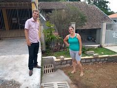 Visita - Moradores Taboão