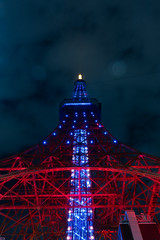 RXV00216 (Zengame) Tags: rx rx100 rx100v rx100m5 rx100mk5 sony zeiss architecture diamondvale illuminated illumination japan landmark lightup night tokyo tokyotower tower ソニー ダイヤモンドベール ツアイス ライトアップ 夜 日本 東京 東京タワー 港区 東京都 jp