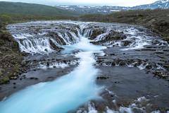 Bruarfoss (hph46) Tags: bruarfoss island wasserfall suðurland waterfall river iceland sony alpha7r canonef1635mm14lisusm