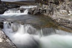 Dreamy Cascades (steve_whitmarsh) Tags: aberdeenshire scottishhighlands scotland highlands braemar water river dee waterfall rocks longexposure landscape topic