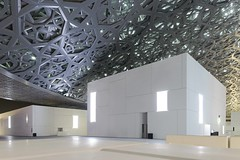 (ilConte) Tags: abudhabi uae unitedarabemirates architettura architecture architektur jeannouvel louvre louvreabudhabi