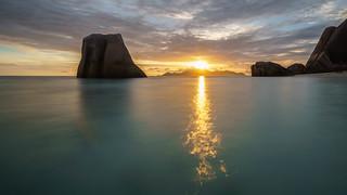 Barcardi Beach Sunset