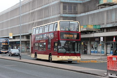 East Yorkshire 658 (8225 KH ex W658 WKH) (SelmerOrSelnec) Tags: eastyorkshire volvo b7tl plaxton 8225kh w658wkh hull kingstonuponhull bus