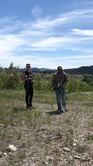 Take Me to the River (Oldman Watershed) Tags: ncc natureconservancycanada volunteer weedpull leitchcollieries stewardship fieldday crowsnestpass dylanbrassard dorothygraham