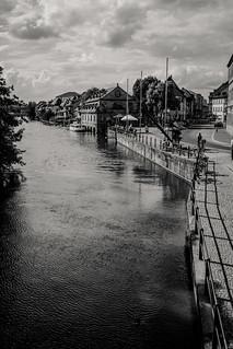 Bamberg in B&W