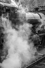 Day out with Thomas - West Somerset Railway (myfrozenlife) Tags: westsomersetrailway rail minhead aerialphotos trains dayout railway somerset thomasthetankengine blueanchor england unitedkingdom gb