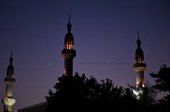 Eid New Moon (Gabby Canonizado 02 (New account)) Tags: pakistaneducationacademymosque mosque pakistaneducation dubai uae unitedarabemirates