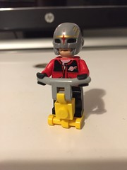 DC's Orion (Numbuh1Nerd) Tags: lego purist custom superheroes minifigures new gods justice league unlimited apokolips mother box genesis