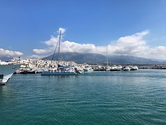 Puerto Banus Harbour (Marc Sayce) Tags: yachts harbour puerto banus marbella costa del sol andalucía andalusia spain may 2018