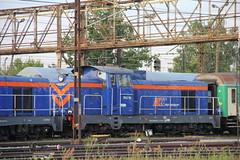 PKP IC  SM42-519 , Wrocław Główny train station 15.06.2018 (szogun000) Tags: wrocław poland polska railroad railway rail pkp station wrocławgłówny engine locomotive lokomotywa локомотив lokomotive locomotiva locomotora diesel spalinowóz switcher shunter 6d sm42 sm42519 pkpic pkpintercity train pociąg поезд treno tren trem passenger special transfer d29132 d29271 d29273 d29276 d29285 d29763 e30 e59 dolnośląskie dolnyśląsk lowersilesia canon canoneos550d canonefs18135mmf3556is