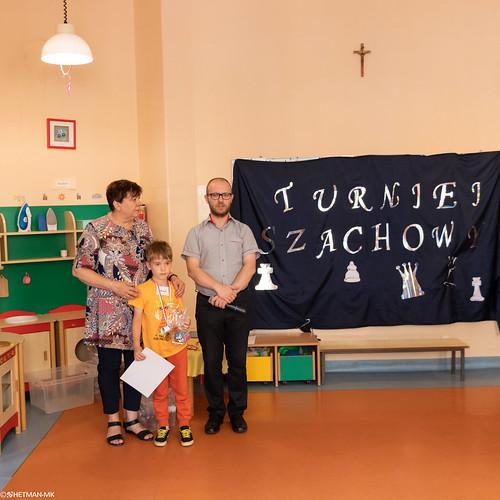 VIII Turniej Szachowy Przedszkolaków o Mistrzostwo Świdnicy-102