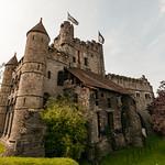 Gravensteen Castle - Ghent Belgium thumbnail