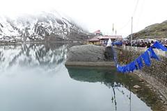 Changu / Tsomgo Lake (Ankur P) Tags: india sikkim eastsikkim gangtok mountains himalayas changu tsomgo lake himalaya nathula border