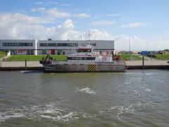 Church Bay (Oli-unterwegs) Tags: church bay offshore tug supply ship schnellboot nordsee norddeutschland norderney meer water wasser schiff ships boot