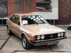 Volkswagen Scirocco GL (Skylark92) Tags: nederland netherlands holland noordholland amsterdam noord north ndsm werf yard youngtimer event 2018 90rh85 volkswagen scirocco gl 1977 onk