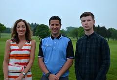 Total Golf 2 Day Open Winners